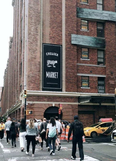 Chelsea Market vs Gansevoort Market – Morganic Travels
